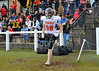 1 May 2016 at Hamilton Rugby Club. BAFA Premier North Division match, East Kilbride Pirates v Tamworth Phoenix