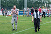 8th August 2021 at GHA Rugby Club. BAFA Caledonian Division match. East Kilbride Pirates v Edinburgh Wolves