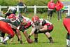 7 May 2016 at Hamilton Rugby Club. BAFA Premier North Division match.<br /> East Kilbride Pirates v Merseyside Nighthawks