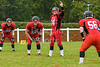 19 August 2017 at Hamilton Rugby Club. BAFA Under 19 Premier north division final match - East Kilbride Pirates v Nottingham Caesars