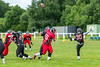 25 June 2017 at Hamilton Rugby Club. BAFA Under 19 north division match - East Kilbride Pirates v Highland Wildcats
