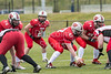 7 May 2017 at Peffermill, Edinburgh. BAFA Premier Division North American Football - Edinburgh Wolves v East Kilbride Pirates