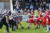 6 May 2018 at GHA Rugby Club, Glasgow.<br /> BAFA Premier North match -  East Kilbride Pirates v  Edinburgh Wolves