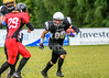 17th June 2018 at GHA Rugby Club, Glasgow. BAFA Junior League match  East Kilbride Pirates v Merseyside Nighthawks