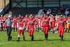 12 May 2019 at GHA Rugby Club, Glasgow. BAFA Under 19 match - East Kilbride Pirates v Yorkshire Academy Assassins