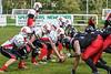 30 June 2019 at GHA Rugby Club. BAFA NFC1 North game - East Kilbride Pirates v Aberdeen Roughnecks