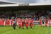 18 August 2019 at GHA Rugby Club. BAFA under 19 play-off semi-final. East Kilbride Pirates v Birmingham Lions