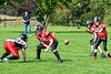 28th August 2021 at Hamilton Palace. BAFA Youth tournament hosted by East Kilbride Pirates. <br /> East Kilbride Pirates v Edinburgh Napier Knights