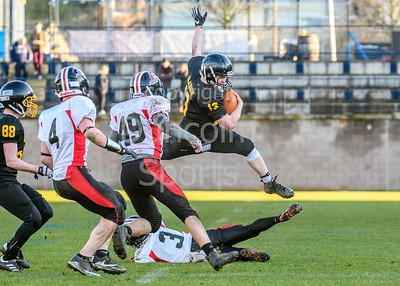 Edinburgh Napier Knights v Glasgow Uni Tigers