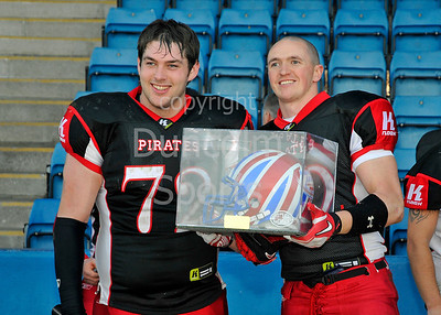 East Kilbride Pirates 2011