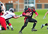 East Kilbride Pirates at Merseyside Nighthawks. Division 1 at Liverpool on 19 June 2011.