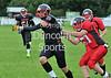 East Kilbride Pirates v Highland Wildcats. A Junior  game at Hamilton RFC on 27 July 2014.