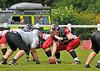 18 July 2015 at Hamilton Rugby Club.<br /> BAFANL Premier Division North game,  East Kilbride Pirates v Lancashire Wolverines