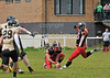 9 August 2015 at Hamilton Rugby Club.<br />  BAFACL Premier Division North match, East Kilbride Pirates v Sheffield Predators
