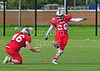 7 August 2016 at Peffermill. Edinburgh Wolves v Nottingham Caesars. BAFA Division 1 play-off match