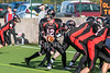12 November 2017 at Garscube, Glasgow. BUCS Division 1 North game - Glasgow University Tigers v Edinburgh Napier Knights