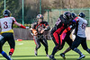 10 February 2019 at Garscube Glasgow. BUCS Division 1A North Match - Glasgow University Tigers v Edinburgh Napier Knights