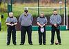 11 November 2018 at Garscube. BUCS Division 1 match - Glasgow University Tigers v Northumbria Mustangs