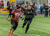 9 November 2019 at Ravenscraig Regional Sports Facility. BAFA Flag Football Division Opal Tournament. <br /> East Kilbride Pirates v Chorley Buccaneers