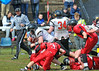 1 May 2016 at Hamilton Rugby Club.<br /> Junior North One division football - East Kilbride Pirates v Newcastle Vikings
