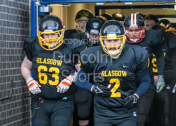 4 February 2018 at Meggetland, Edinburgh - BUCS Division 1 match - Edinburgh Napier Knights v Glasgow University Tigers