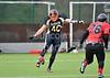 Glasgow University Tigers v University of the West of Scotland Pyros. Garscube on 25 November 2012