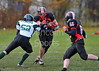 Napier Knights v Stirling Clansmen played at Sighthill on 11 November 2012
