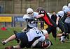 Edinburgh Napier Knights v Edinburgh Uni Predators match in the BUCS Saltire Division, played at Meggetland on 3 February 2013.
