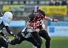 Edinburgh Napier Knights v Edinburgh Uni Predators. The 2014 Varsity Game played at Meggetland on 2 February 2014.