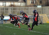 Edinburgh Napier Knights v Edinburgh Uni Predators. The 2014 Varsity Game played at Meggetland on 2 February 2014.