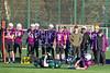 4 December 2016 at the University of Stirling. BUCS Premier Division match, Stirling Clansmen v Durham Saints