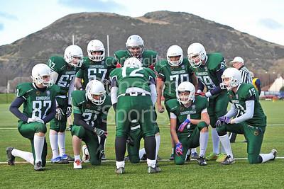 University Football 2015-17