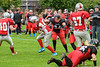 25 September 2021 at Hamilton Palace. Woman's National Football League tournament hosted by East Kilbride Pirates.<br /> East Kilbride Pirates v Edinburgh Wolves