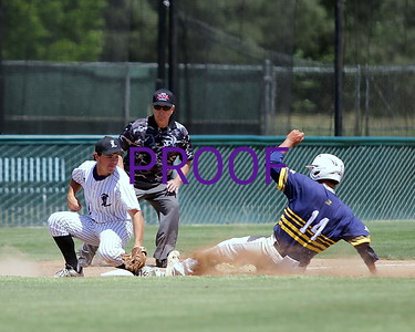 Gridley vs. Lassen D3  Baseball Section Championship (5/19/2018)