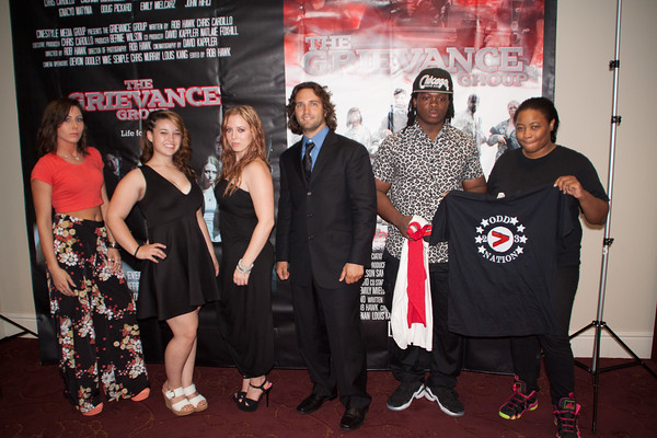 Grievance Group Movie Premier