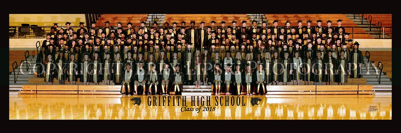 Griffith High School Class Pictures