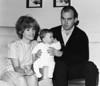 1966/12 Family Mick, Devin and Bob at 170Magnolia in Denver