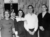 1966/12 Gert, Pat, Phil and Bob at 170Magnolia in Denver