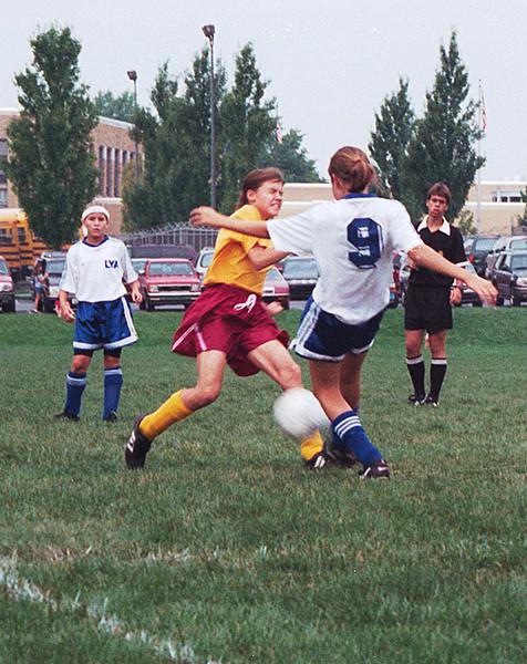 1997/09 Melissa Confrontation