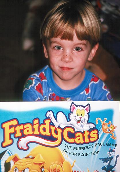 1996/12 Ben Fraidy Cats