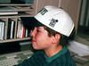 1996/12 Josh in Cowboys cap