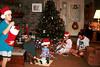 1996/12 Josh walks through Christmas