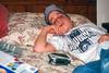 1996/12 Josh snooze tunes in Houston