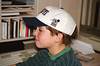 1996 TX Josh in his Cowboys cap