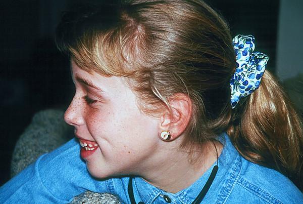 1996/12 Melissa in Houston