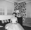1950s Pat in formal at 2566 So Washington in Denver
