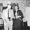 Old photos from 50s and 60s Murry and Pat Happy New Year