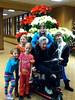 Bud and the girls -- Christmas 2012