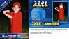 2008 - Jack Carbone Baseball Card.