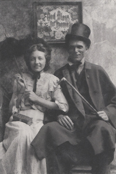 1934 Ann and Herb Billinger